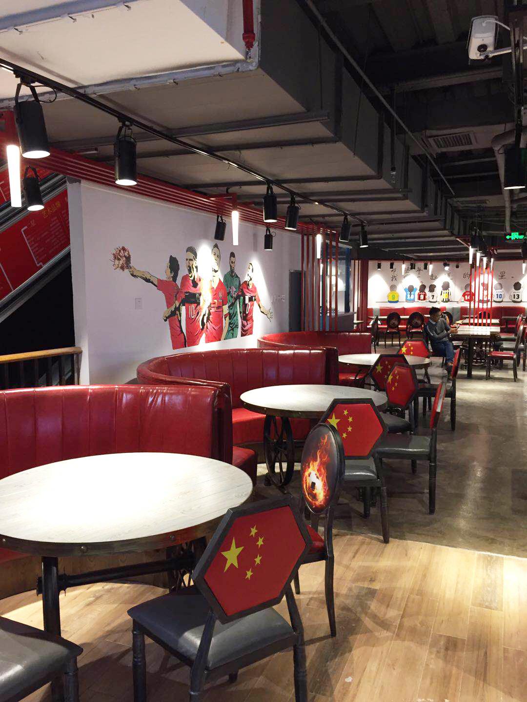 主场新概念·成都美食(串串香东门DDM店)餐厅家具定制