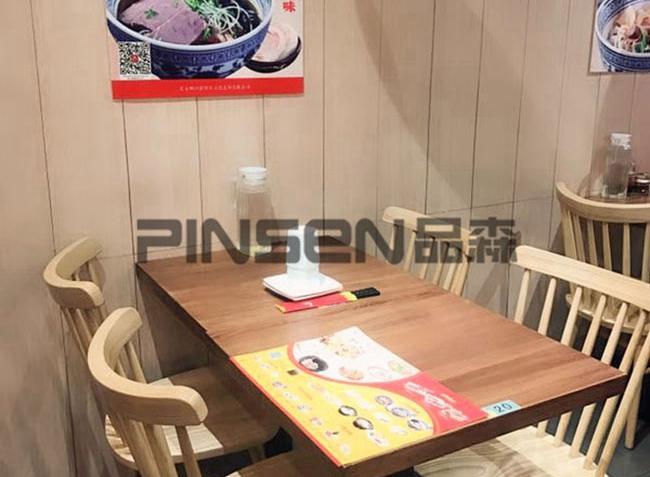 顺口溜餐厅家具定制(南山店)