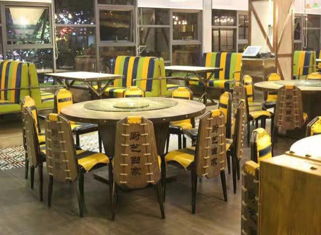 品  森家具与厨艺难当餐厅家具定制设计空间欣赏