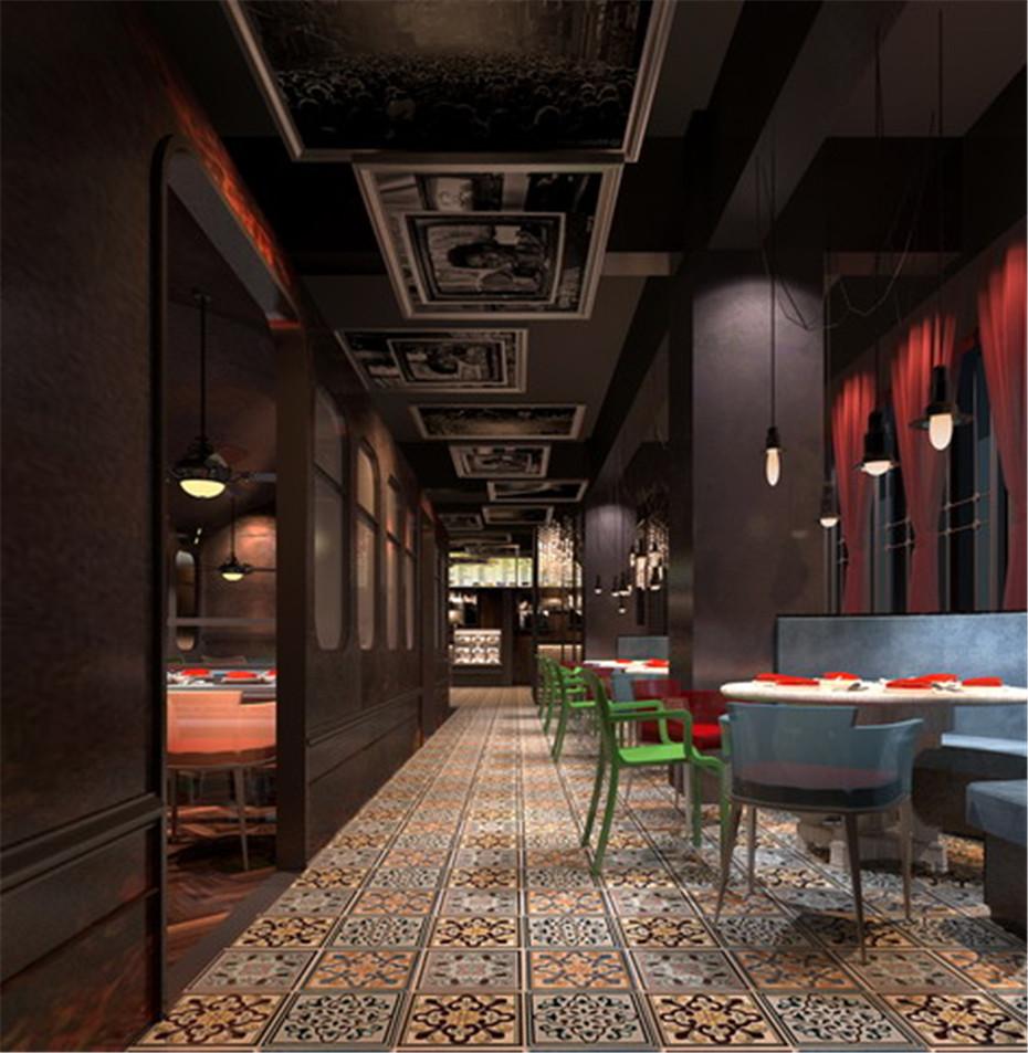 品森家具与那些年主  题餐厅家具定制设计空间欣赏