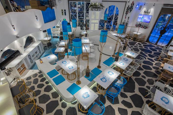 餐厅家具定制