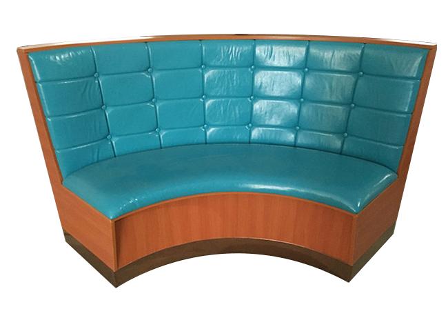 火锅卡座沙发
