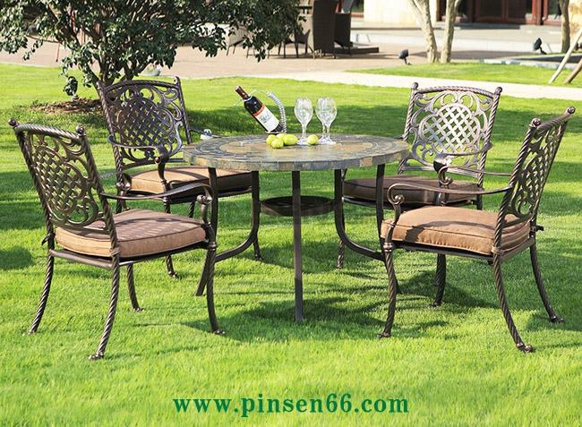 户外休闲咖啡桌椅2