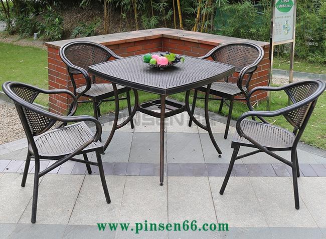 户外休闲咖啡桌椅4