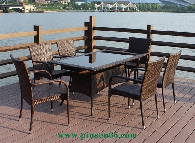 户外休闲咖啡桌椅5