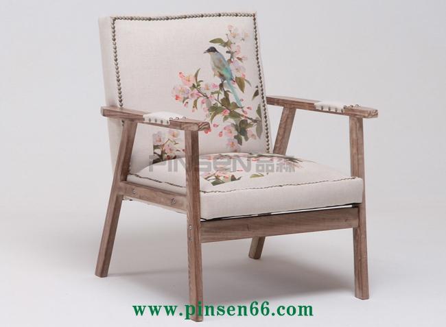北欧沙发椅3