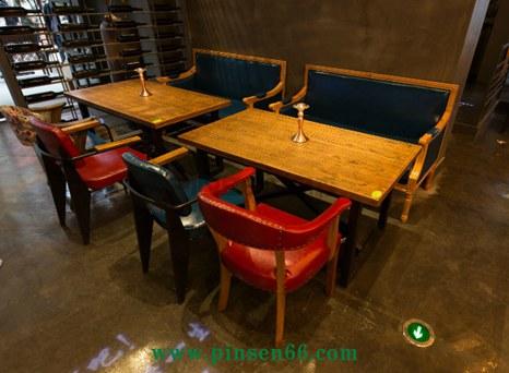 乐见音乐休闲餐吧桌椅
