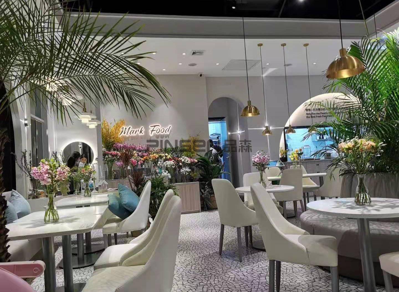 唛唛(清远店)-西餐厅咖啡厅餐饮家具定制案例