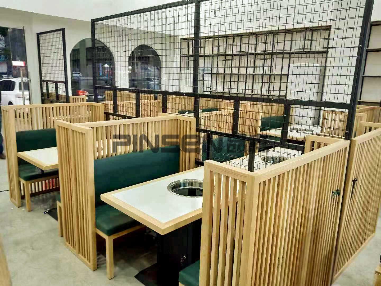 椰海四季(龙华店)火锅桌椅空间欣赏