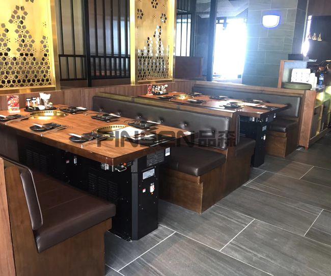 牛角(cocopark店)定制主题餐厅