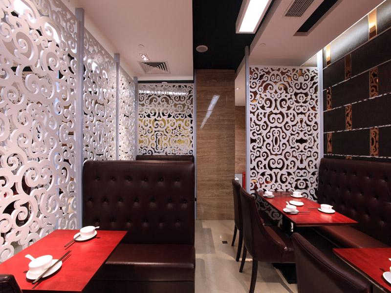 丽豪港式茶餐厅餐厅家具定制