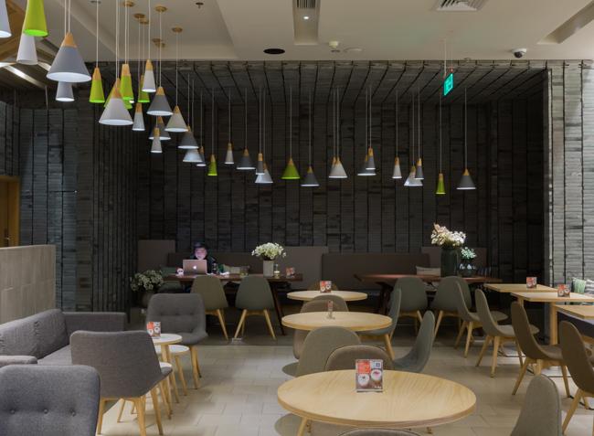 重庆嫩绿茶艺有限公司方案设计欣赏