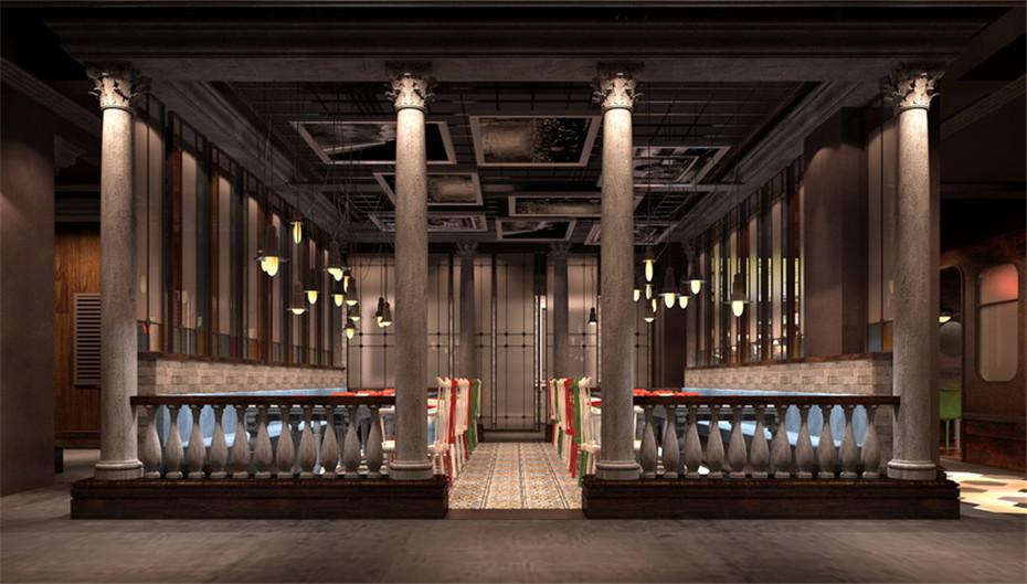 品森家具与那些年主题  餐厅家具定制设计空间欣赏