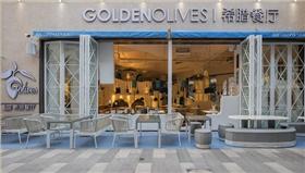 金橄榄希腊餐厅家具定制空间欣赏