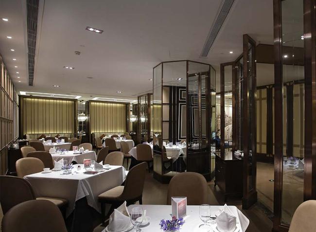 小南国餐厅家具定制空间欣赏