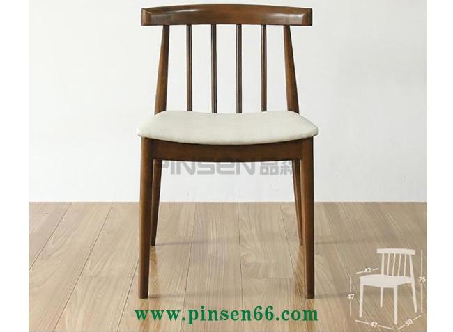 北欧实木椅组合-北欧餐桌椅定制厂家