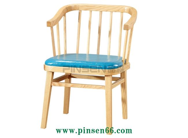 简约北欧实木椅子组合-北欧餐桌椅定制厂家