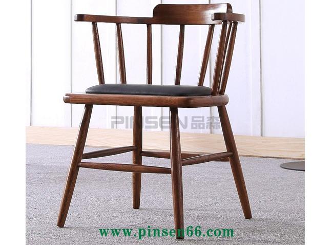 北欧实木椅子-北欧餐桌椅定制厂家