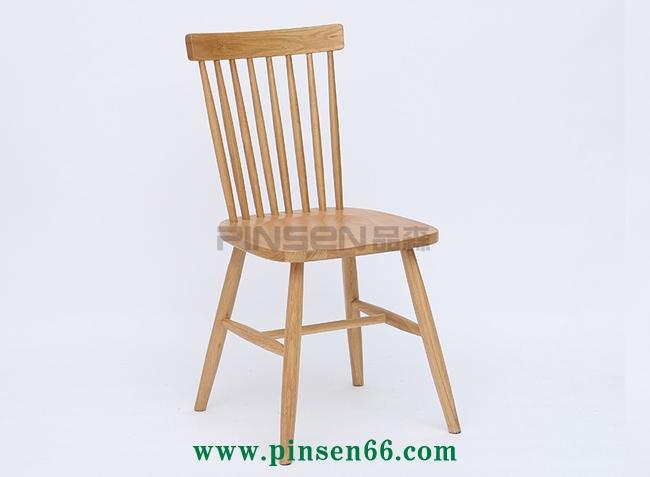 经典北欧实木椅-北欧餐桌椅定制厂家