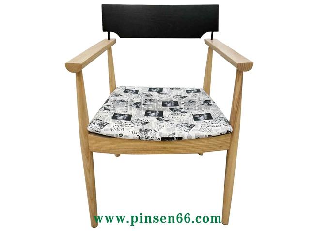 简约北欧实木椅凳-北欧餐桌椅定制厂家