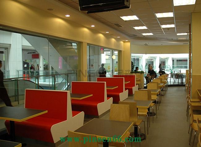 茶餐厅卡座002