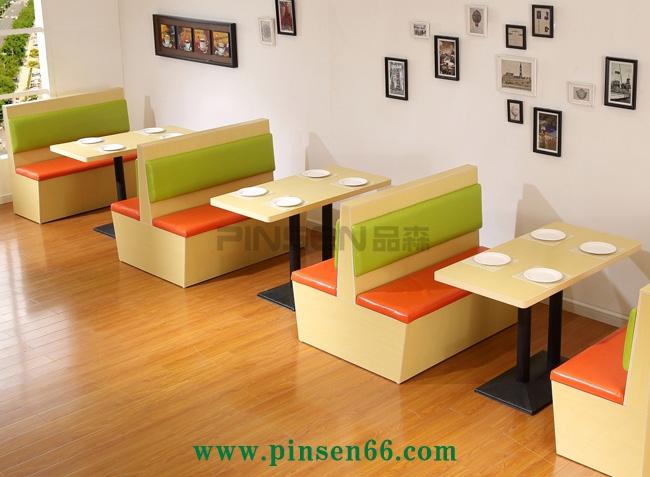 茶餐厅卡座004