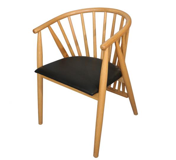 实木餐椅1