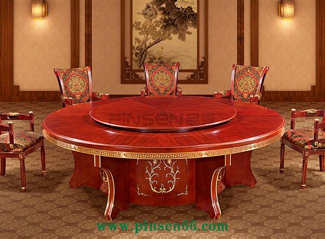 品森电动餐桌