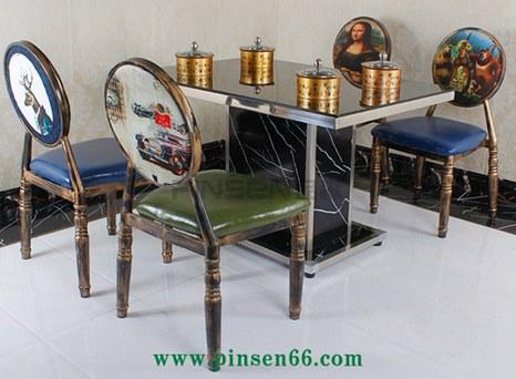 钢化玻璃火锅桌一人一锅厂家定制