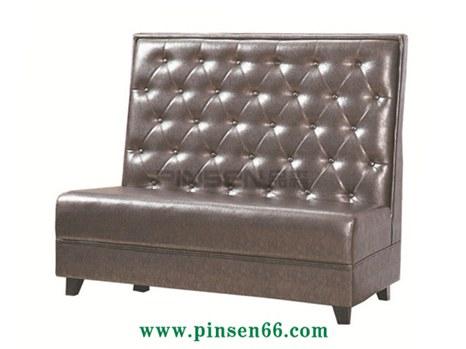 火锅卡座沙发012