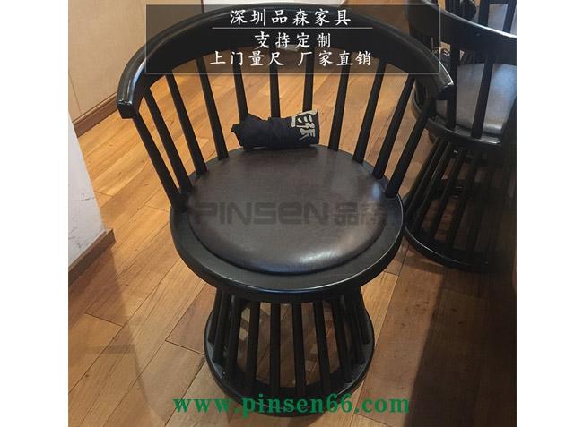 实木软包火锅桌椅定制厂家