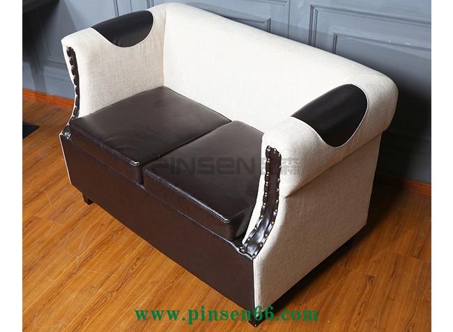 咖啡厅卡座沙发