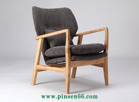 实木咖啡厅餐桌椅