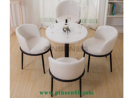 咖啡店桌_咖啡厅桌椅组合定制_咖啡吧桌椅生产批
