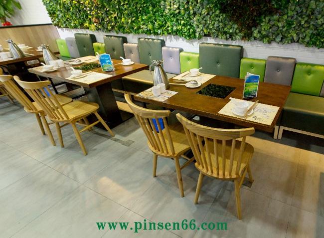 www.348365365.com与小肥羊连锁店火锅桌椅定制案例