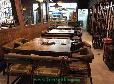德庄火锅餐桌椅