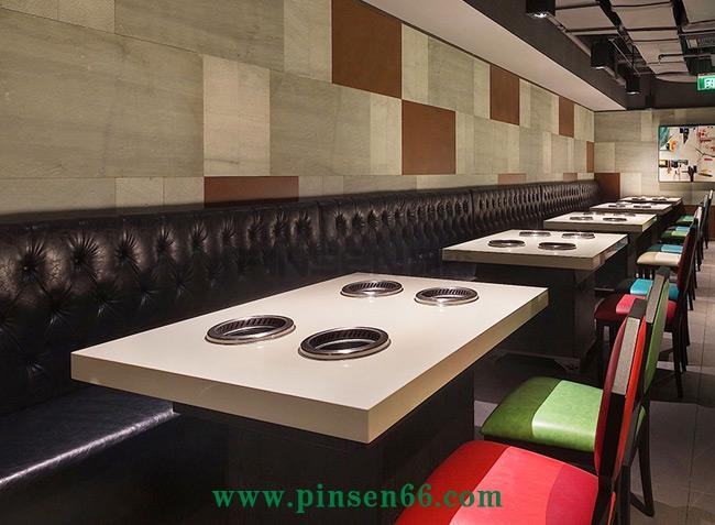 主题餐厅桌椅