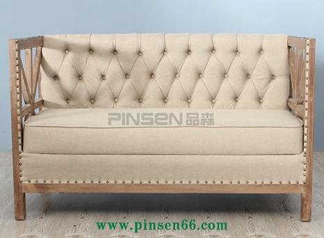西餐厅卡座沙发餐桌椅014